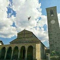 Toscana Reggello  Pieve di S. Pietro a Cascia