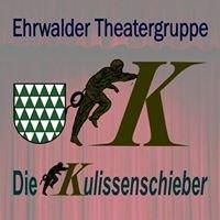 Kulissenschieber Ehrwalder Theatergruppe