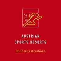 BSFZ Kitzsteinhorn, das höchstgelegene der Austrian Sports Resorts