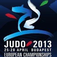 Judo European Championships 2013 Budapest