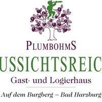 Plumbohms Aussichtsreich Gast- und Logierhaus auf'm Burgberg