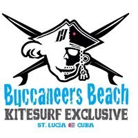 Buccaneers Beach Kite Exclusive Cuba
