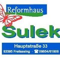Reformhaus Sulek Freilassing