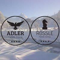 Hotel Adler & Hotel Rössle in Au