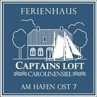Captains Loft - das maritime Ferienhaus direkt am Museumshafen