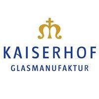 Kaiserhof Glasmanufaktur - Neuberg