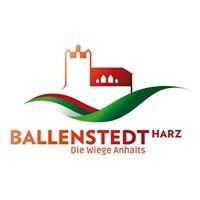 Ballenstedt - die Wiege Anhalts