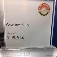Gewürze & Co am Naschmarkt