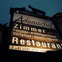 "Gasthof ""Adamerhof"""