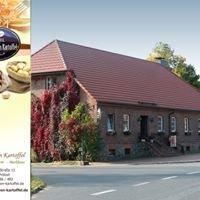 """Hotel und Restaurant """"Zur Goldenen Kartoffel"""""""