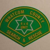 Whatcom Co Search & Rescue 4x4 Unit