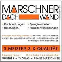 Marschner GmbH Spenglerei und Dachdeckerei