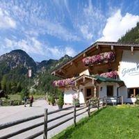 Alpengasthof Gern Alm in Pertisau/Achensee - Naturpark Karwendel