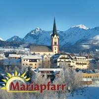 Tourismusverband Mariapfarr