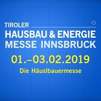 Tiroler Hausbau & Energiemesse Innsbruck