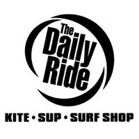 The Daily Ride  KITE-SUP-SURF SHOP