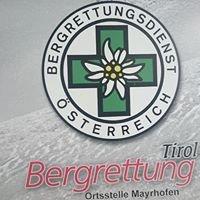 Bergrettung Mayrhofen