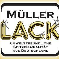 MÜLLER LACK Umweltfreundliche Spitzenqualität aus Deutschland