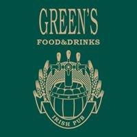 Irish Pub Greens