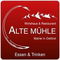 Wirtshaus & Restaurant Alte Mühle Matrei
