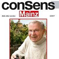 Consens Seniorenmagazin der Stadt Mainz