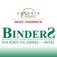 Austria Classic Hotel BinderS Innsbruck