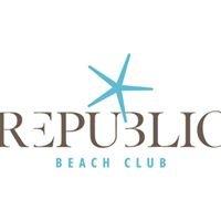 Republic Beach Club, Zante, Greece