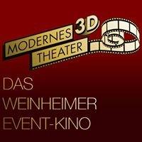 Modernes Theater - Weinheimer Kino