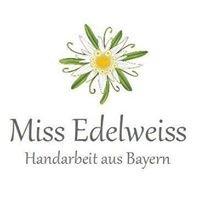 Miss Edelweiss handgemachter Trachtenschmuck & Accessoires