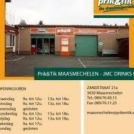 Prik & Tik JMC-Drinks Maasmechelen