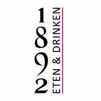 1892 Eten & Drinken