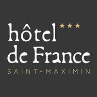 Hôtel de France - Saint-Maximin
