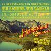 HERBSTNACHT in OBERTAUERN