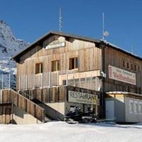 Weißseehaus 2380 m - Mölltaler Gletscher