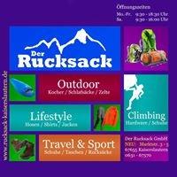 Der Rucksack GmbH | Bergsport- und Trekkingausrüstung