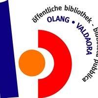 Öffentliche Bibliothek Olang