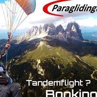 Paragliding Pilatus