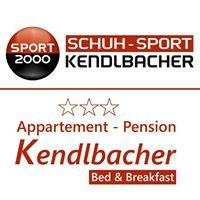 Sport 2000 Kendlbacher, Appartement-Pension Kendlbacher