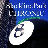 Slackline Park Chronic Kobe