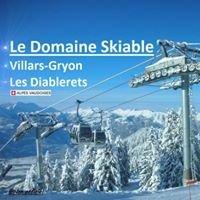 Le domaine Skiable Villars-Gryon