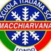 Scuola sci fondo Macchiarvana