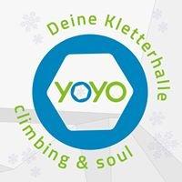 YOYO - Deine Kletterhalle