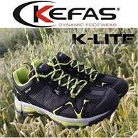 KEFAS Dynamic Footwear