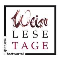 Wein Lese Tage marbach + bottwartal
