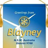 The Rotary Club Of Blayney