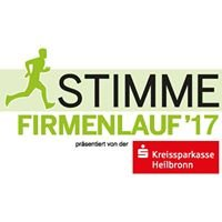 Stimme Firmenlauf Heilbronn