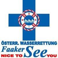 Österreichische Wasserrettung Einsatzstelle Faaker See - ÖWR Faak