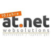 at.net websolutions, mühlenbeck / raphelt GbR