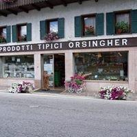 Orsingher Prodotti Tipici