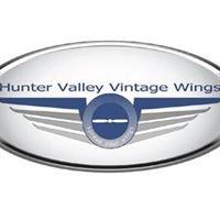 Hunter Valley Vintage Wings